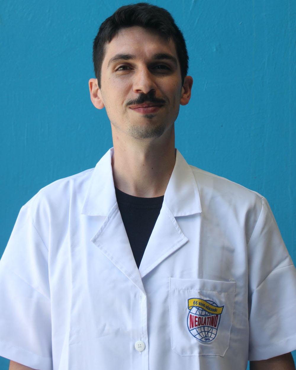 Prof. PEDRO CENTURIONE
