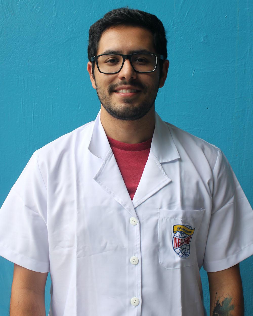 Prof. PEDRO HENRIQUE