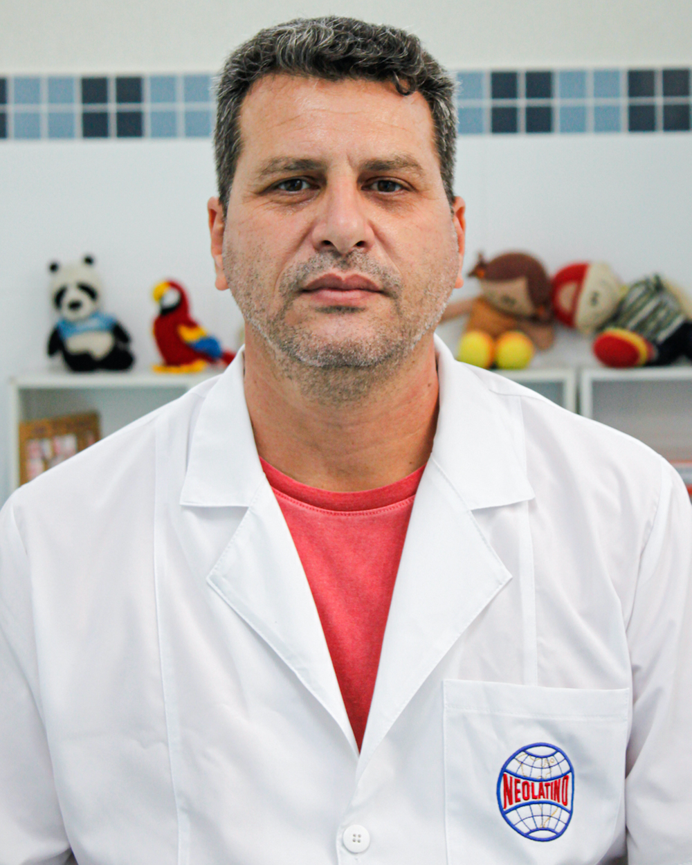 Prof. ANTONIO CESAR